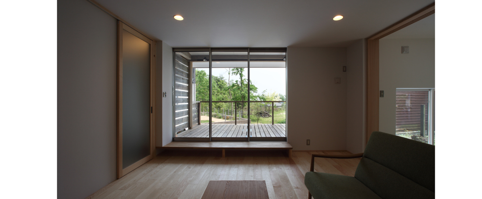 滋賀の木の家・施工事例1