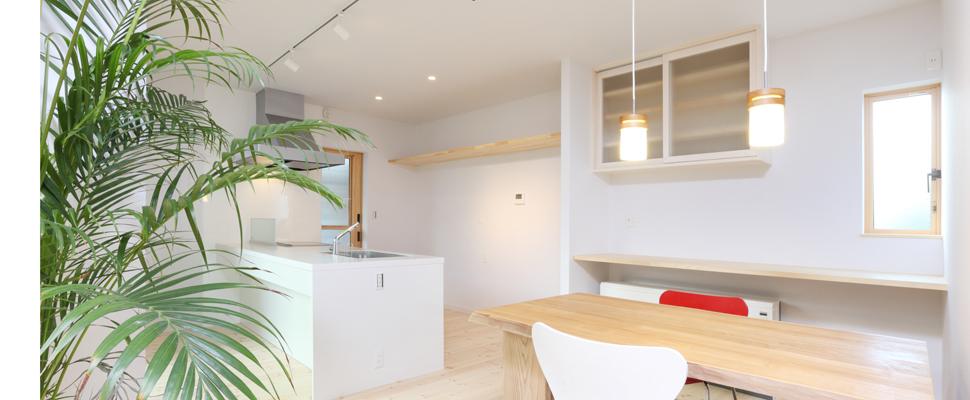 滋賀の木の家・施工事例2