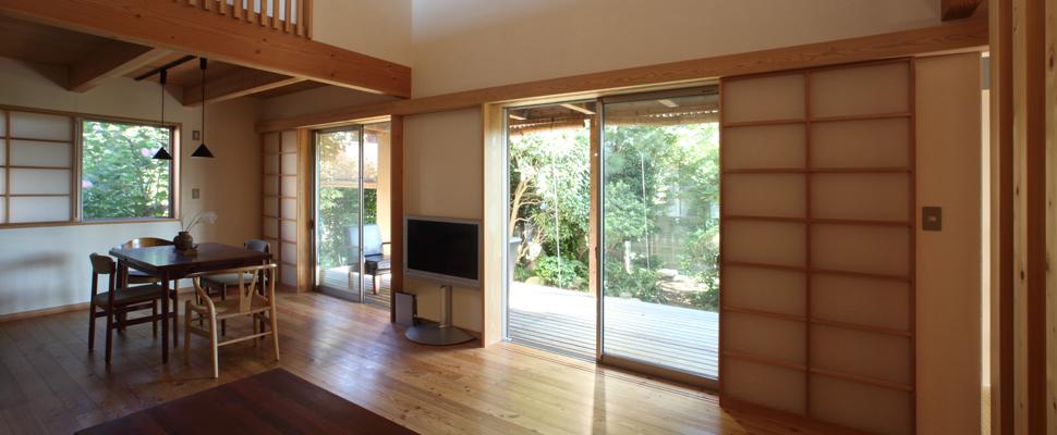 滋賀の木の家・施工事例3