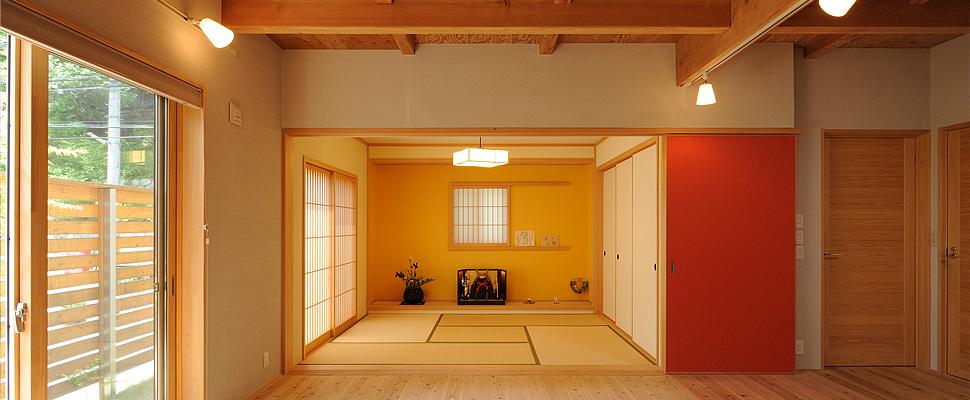滋賀の木の家・施工事例5